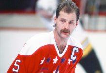 Rod Langway September 9 NHL History