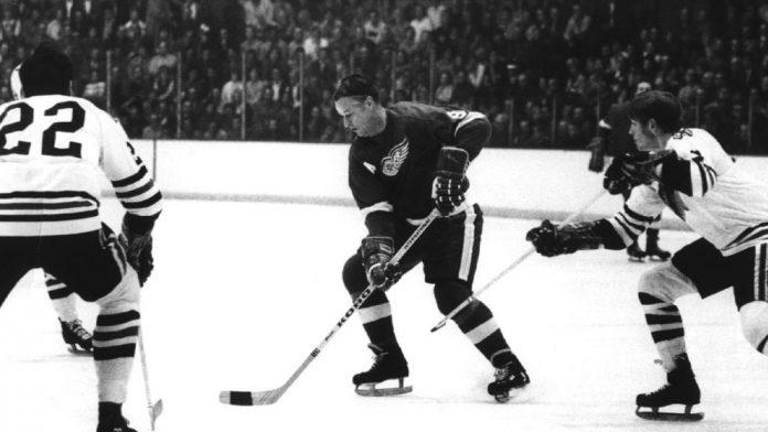 Gordie Howe October 8 NHL History