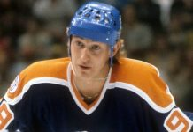 Wayne Gretzky October 14 NHL History