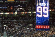 Wayne Gretzky October 1 1999