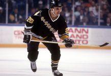 Kevin Steven October 5 NHL History