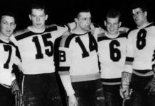 Boston Bruins November 20 NHL History