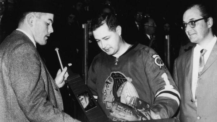 Glenn Hall November 10 NHL History