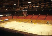 Maple Leaf Gardens November 12 NHL History