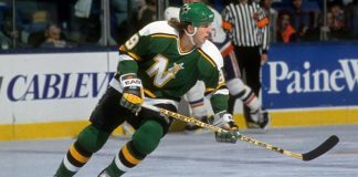 Mike Modano November 7 NHL History