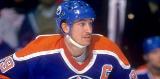 Wayne Gretzky November 2 NHL History