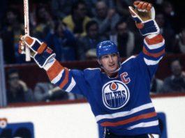 Wayne Gretzky October 31 NHL History