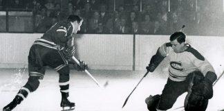 Montreal Canadiens New York Rangers December 24 NHL History
