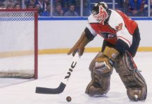 Ron Hextall December 8 NHL History