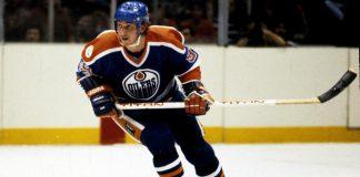 Wayne Gretzky December 17 NHL Histroy