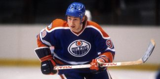 Wayne Gretzky December 7 NHL History