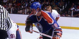 Wayne Gretzky 1985 NHL History