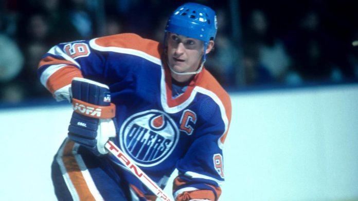 Wayne Gretzky Decmber 29 NHL History