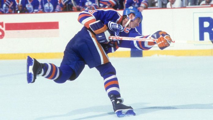Wayne Gretzky December 6 NHL History