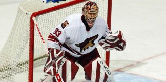 Brian Boucher January 9 NHL History