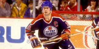 Mark Messier January 13 NHL History