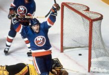 Mike Bossy January 24 NHL History