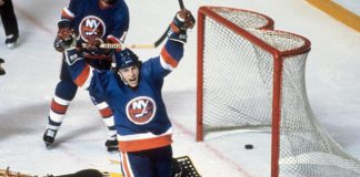 Mike Bossy January 24 NHL History
