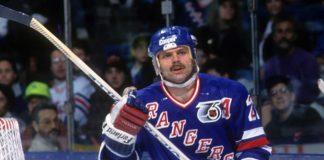 Mike Gartner January 23 NHL History