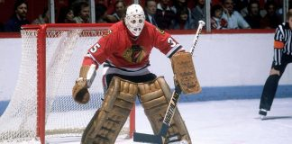 Tony Esposito January 15 NHL History