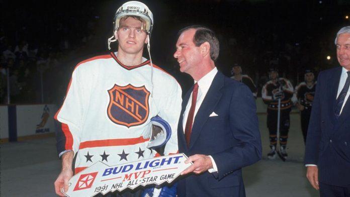 Vincent Damphousse January 19 NHL History