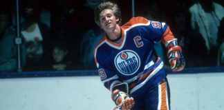 Wayne Gretzky January 27 NHL History