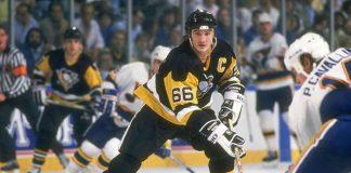 Mario Lemieux January 12 NHL History
