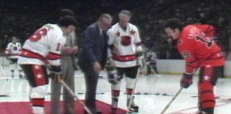 Gordie Howe 1980 NHL All-Star Game February 5 NHL history