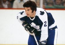 Ian Turnbull February 2 NHL History