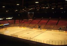 Maple Leaf Gardens February 13 NHL History