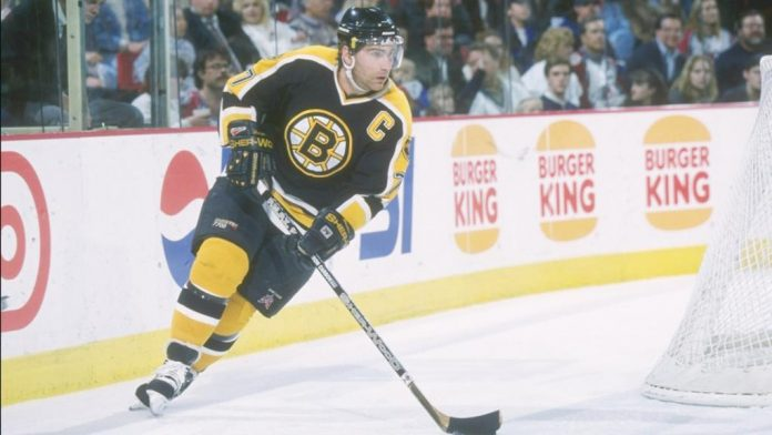 Ray Bourque Boston Bruins NHL history