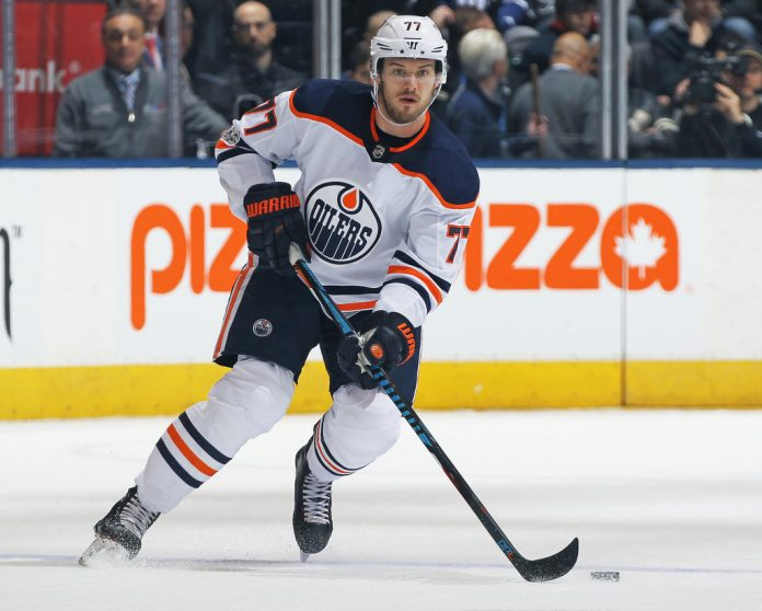 Oscar Klefbom trade rumors