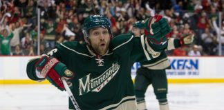 Jason Zucker rumors