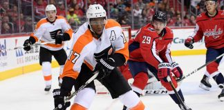 Wayne Simmonds NHL Trade Rumors August 22, 2018