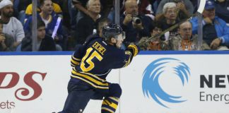 Jack Eichel Buffalo Sabres NHL Trade Rumors August 17, 2018