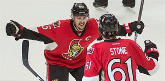 Erik Karlsson Mark Stone trade rumors