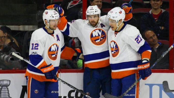 Where Do The Ny Islanders Play Hockey