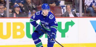 Elias Pettersson 2018-2019 Top 10 Calder Trophy candidates