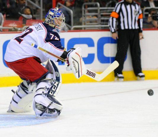 Sergei Bobrovsky NHL Trade Rumors December 10, 2018