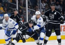 LA Kings Tampa Bay NHL Trade Rumors December 5, 2018