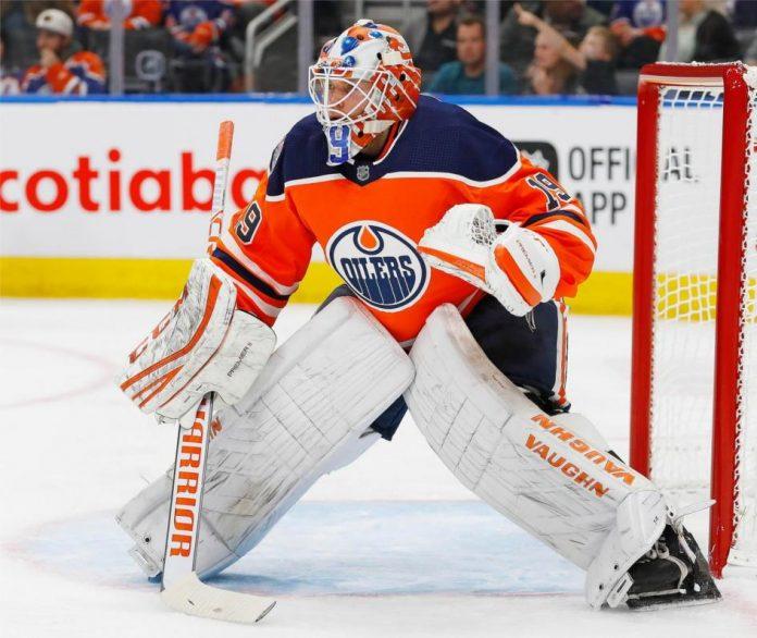 Mikko Koskinen Edmonton Oilers