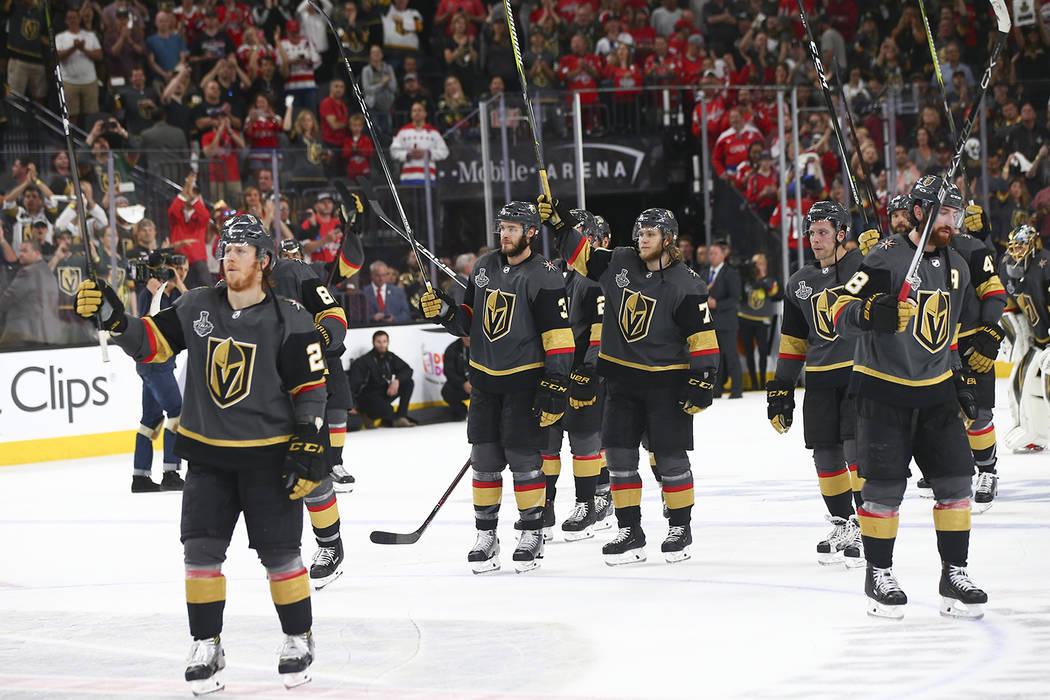 Vegas Golden Knights - NHL Trade Rumors