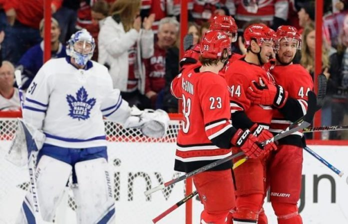 Maple Leafs Hurricanes NHL Rumors February 8, 2019