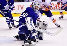 Garret Sparks NHL Contract extension