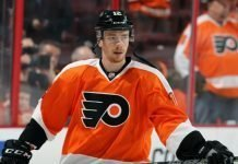 Michael Raffl signs contract extension with Philadelphia