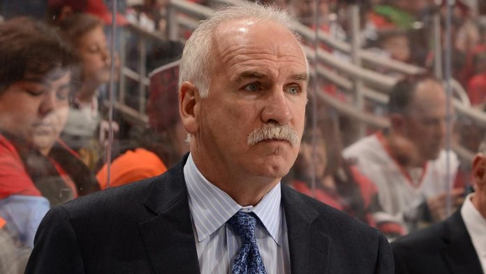 Joel Quenneville hired as Florida Panthers coach