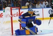 Will the St. Louis Blues trade Jake Allen?
