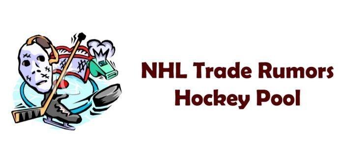 Hockey Pool - Office Hockey Pool