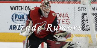 Will the New Jersey Devils make a trade for Antti Raanta?