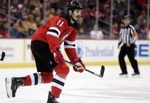 A number if teams are interested in signing Brian Boyle